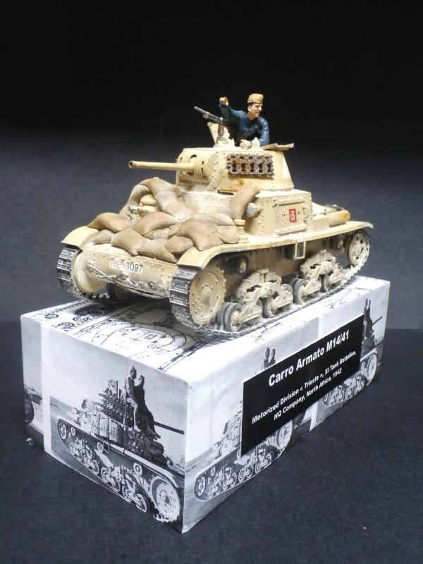 Carro Armato M14/41 Italeri 1/35 (FINI) - Page 4 Pb180014