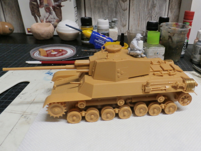 "Type 4 ""Chi-To"" Finemolds 1/35 (FINI) Pb250013"