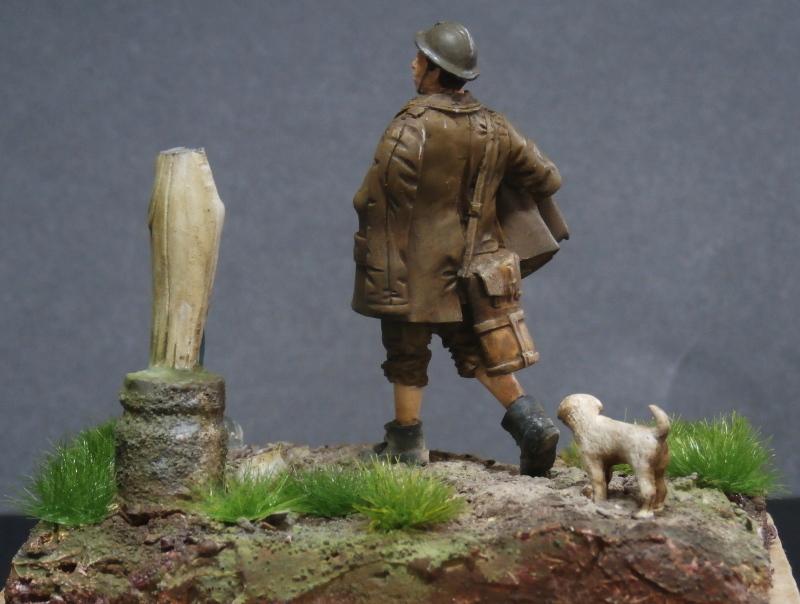 Soldat belge 1940 - figurine RetrokiT 1/35 (FINI) Pc110013