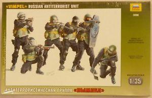 Russian antiterrorist Unit (FINI) S-l30010