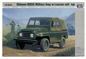 Jeep chinoise BJ212 Trumpeter 1/35 (FINI) S-l30011