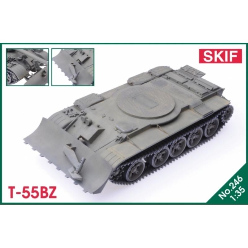 T-55BZ 1/35 Skif (FINI) Skif-211