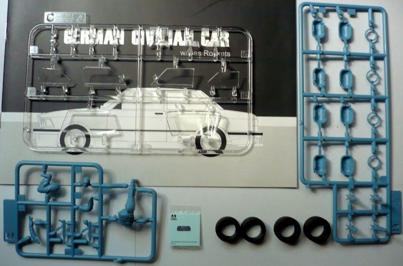 German civilian car - Takom 1/35 (FINI) Takomc12