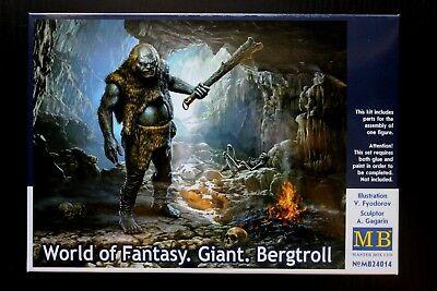 Géant Bergtroll (MB 1/24) (FINI) A taaaaaaable!!! World-10