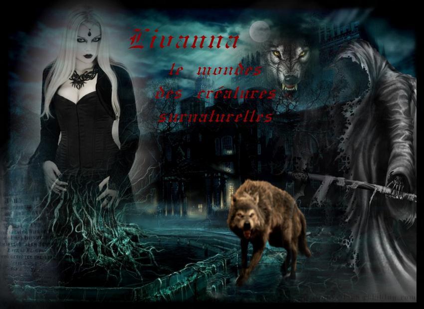 Créatures Surnaturelles