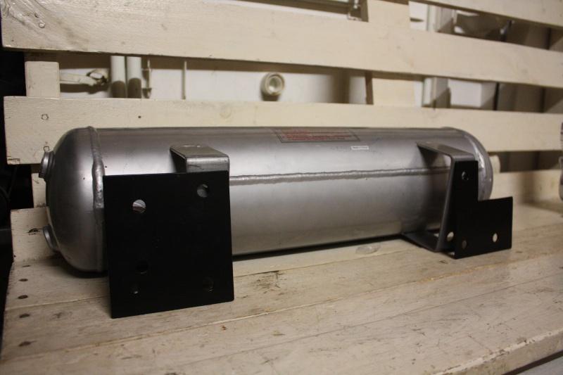 Montaggio compressore aria JK Img_2410