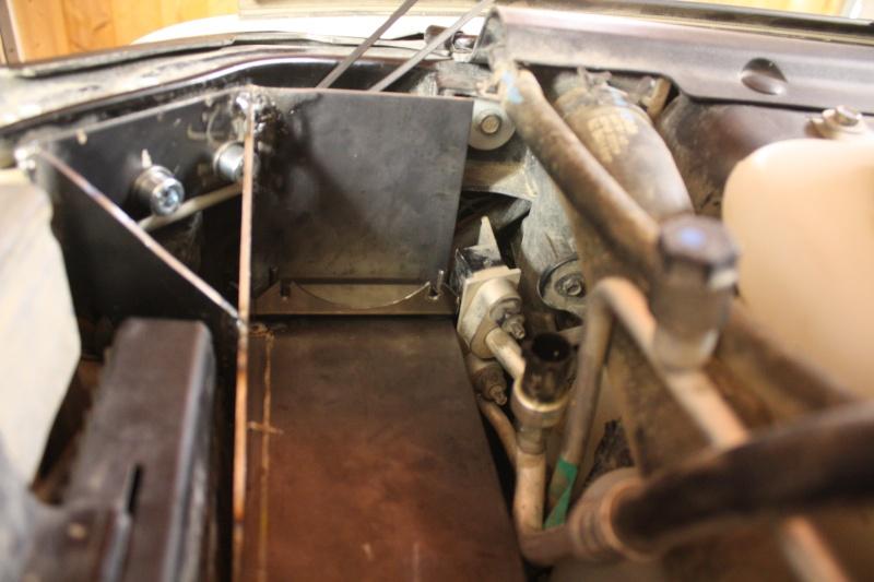 Montaggio compressore aria JK Img_2412