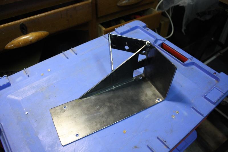 Montaggio compressore aria JK Img_2413