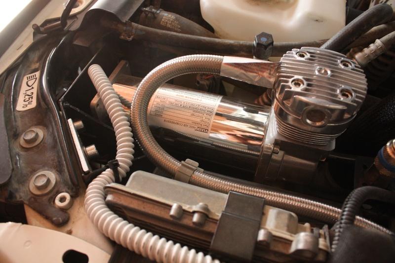 Montaggio compressore aria JK Img_2414