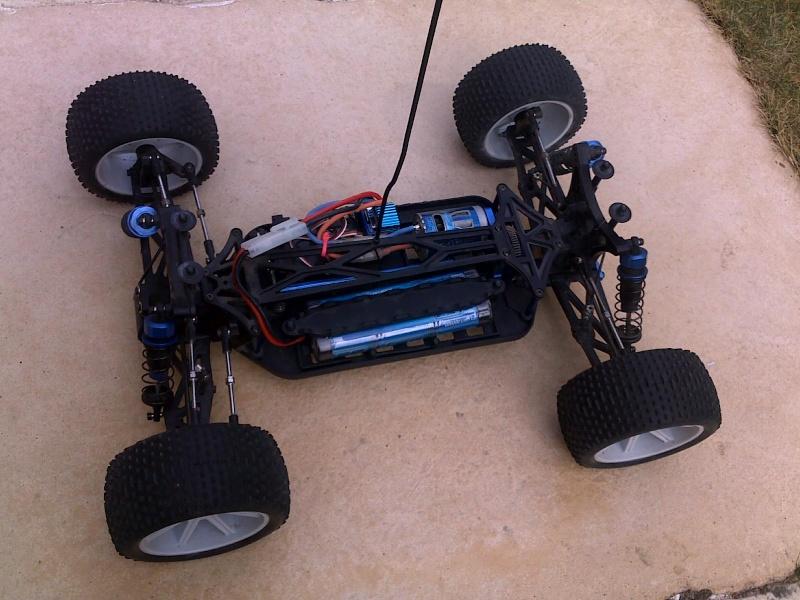 Buggy LRP Blast TX 05092014