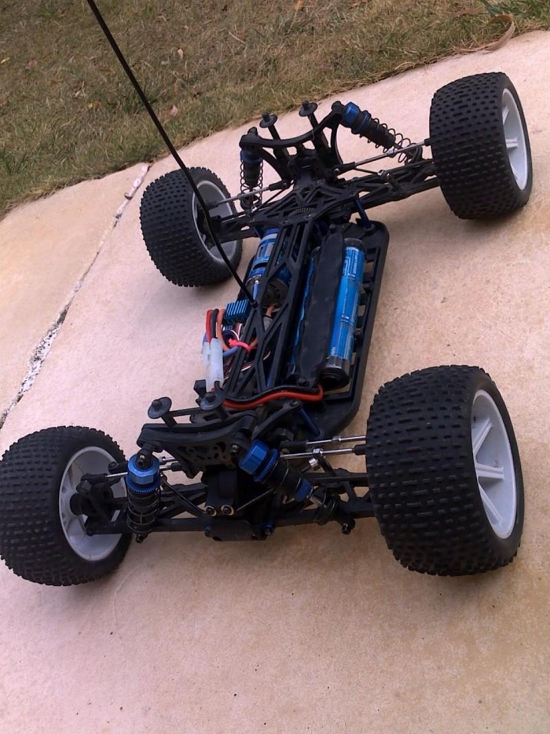 Buggy LRP Blast TX 05092015