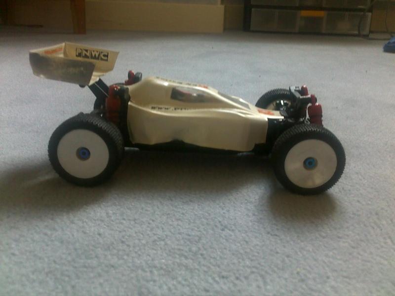 Buggy Z Lazer  05092020