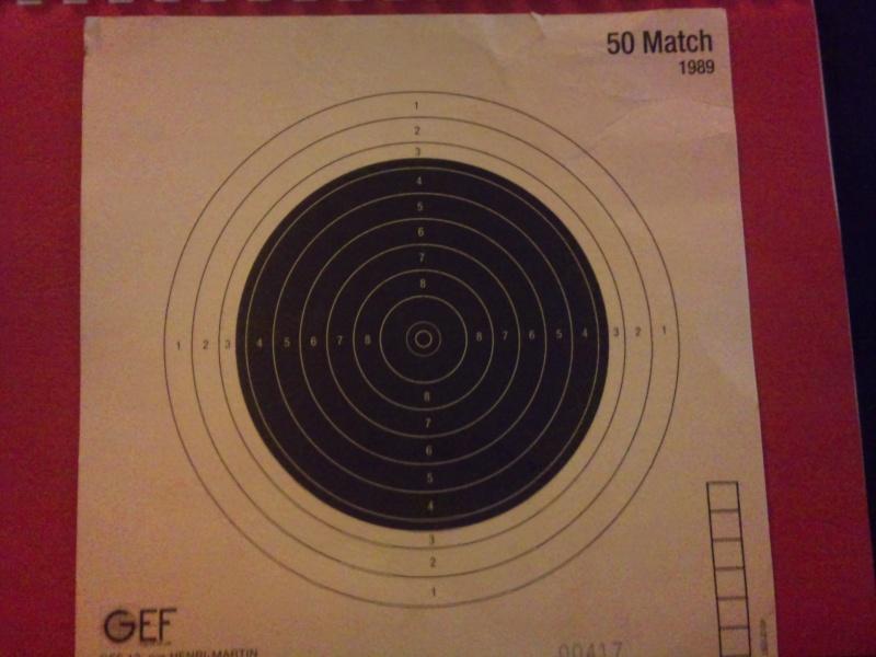première séance au club de tir ce mat Dsc_0310