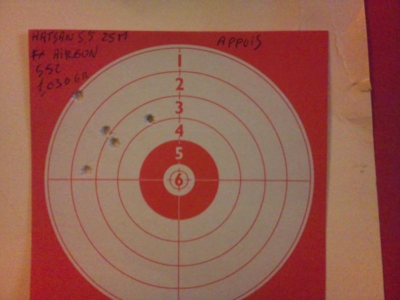 première séance au club de tir ce mat Dsc_0312