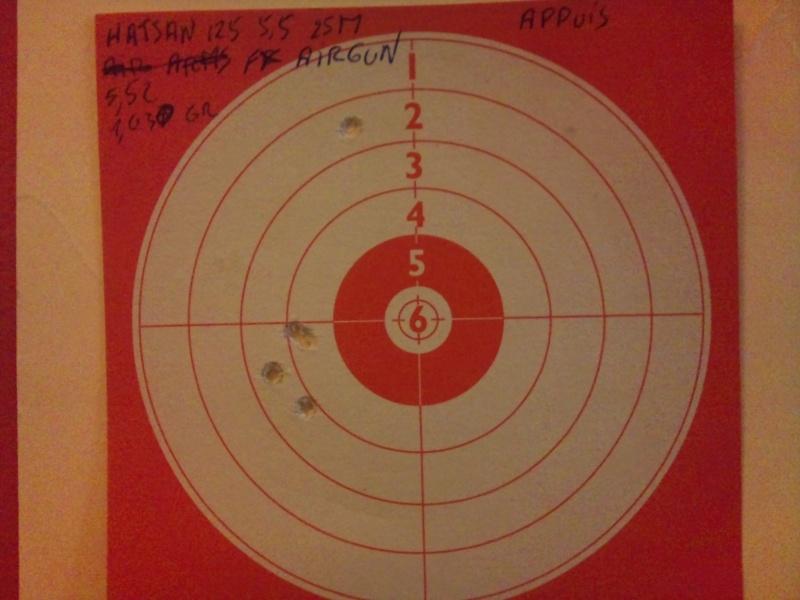 première séance au club de tir ce mat Dsc_0313