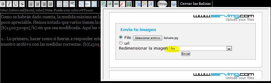 Guía para colocar imagen de perfil en la medida oficial [TUTORIAL] 111