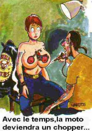 Humour en image ... - Page 5 Choppe10