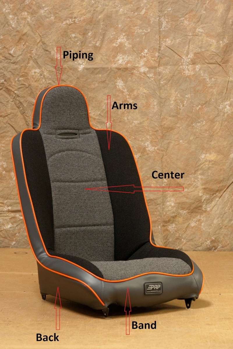 PRP Seats and Metal Tech 4x4 Creating comfort for your FJ Seat_o10