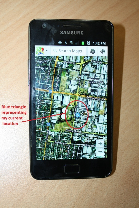 Google Earth - GPS live streaming, can it be done? Google11