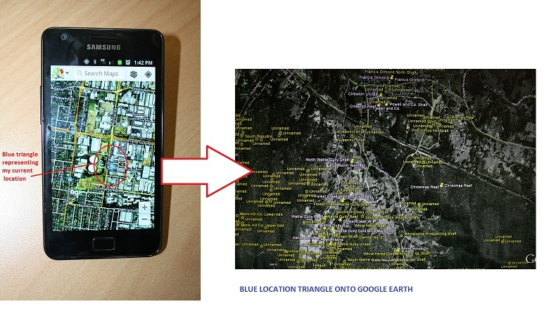 Google Earth - GPS live streaming, can it be done? Google12