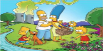 Die Simpsons Banner11