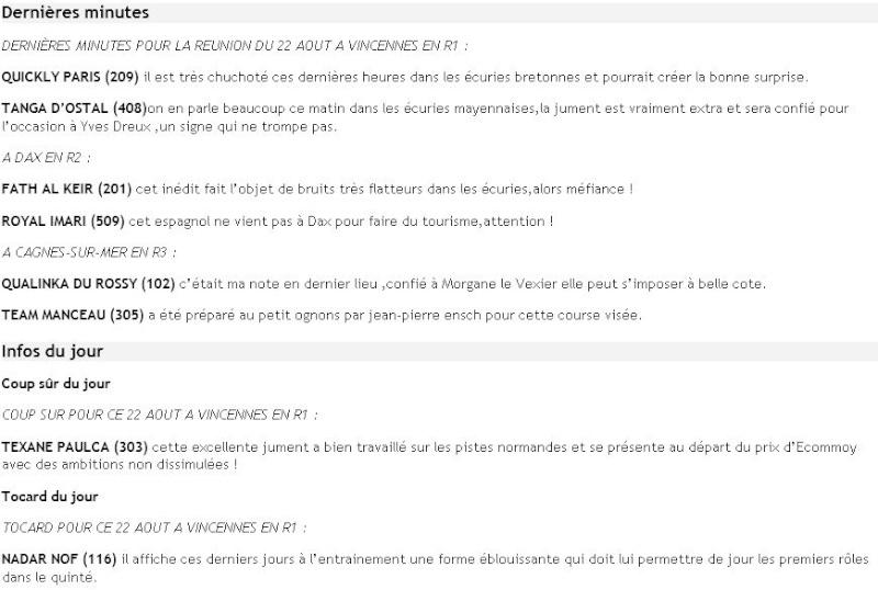 ICI ...Pas de TUYAUX Mais DES INFOS ENTRAINEMENTS ET PRONOS JOURNAUX - Page 13 Dm22ao10
