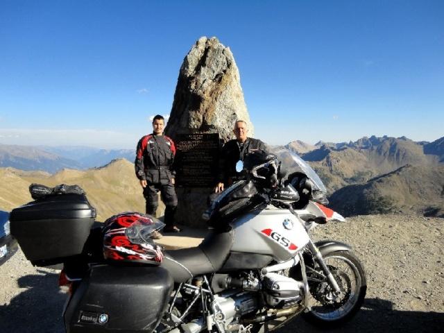 La route des grandes Alpes Dsc07410