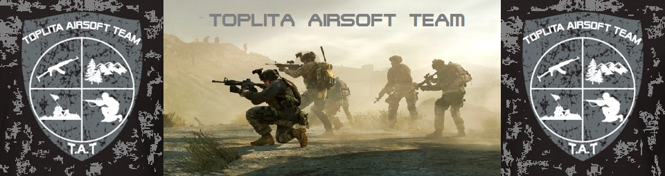 TOPLITA AIRSOFT TEAM
