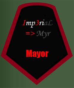 Rank Imp3riaL   Mayor10