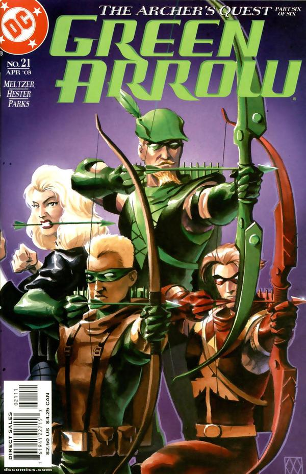 » Portadas Green Arrow « - Página 2 2110