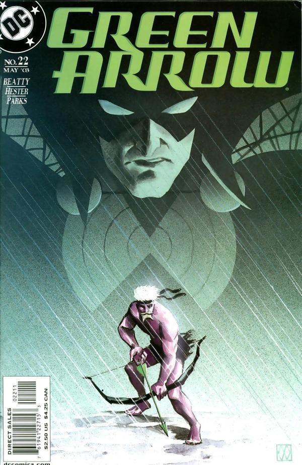 » Portadas Green Arrow « - Página 2 2210