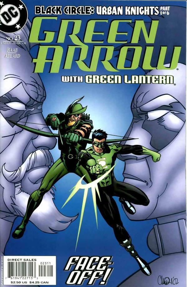 » Portadas Green Arrow « - Página 2 2310