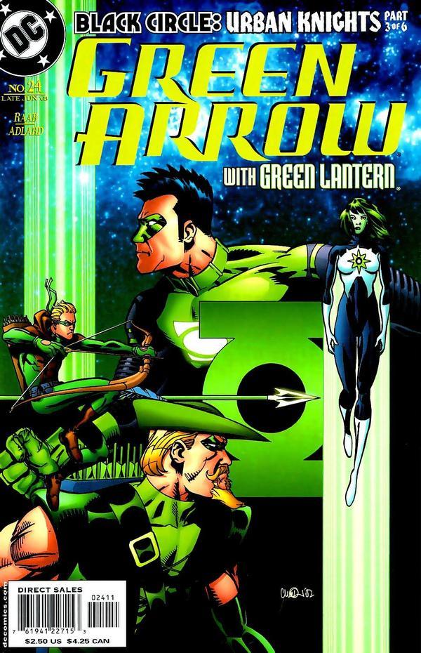 » Portadas Green Arrow « - Página 2 2410