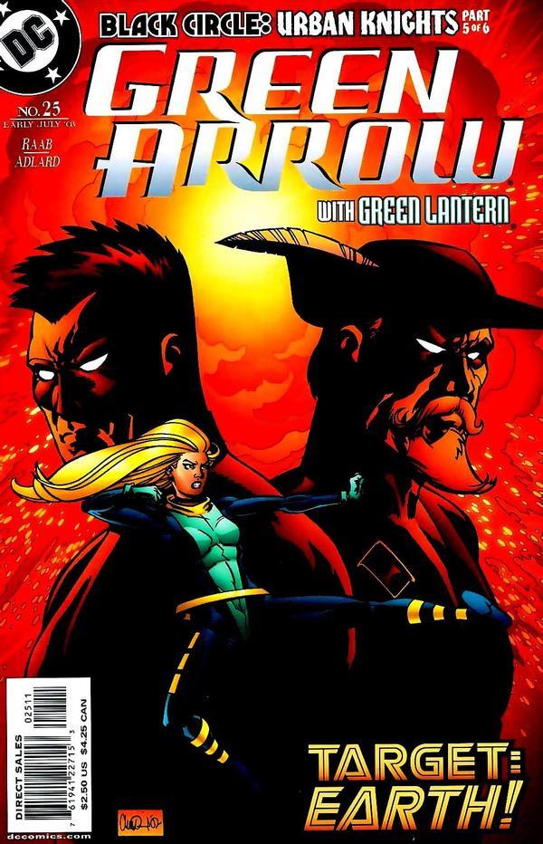 » Portadas Green Arrow « - Página 2 2510