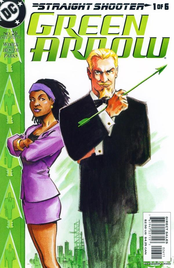 » Portadas Green Arrow « - Página 2 2610