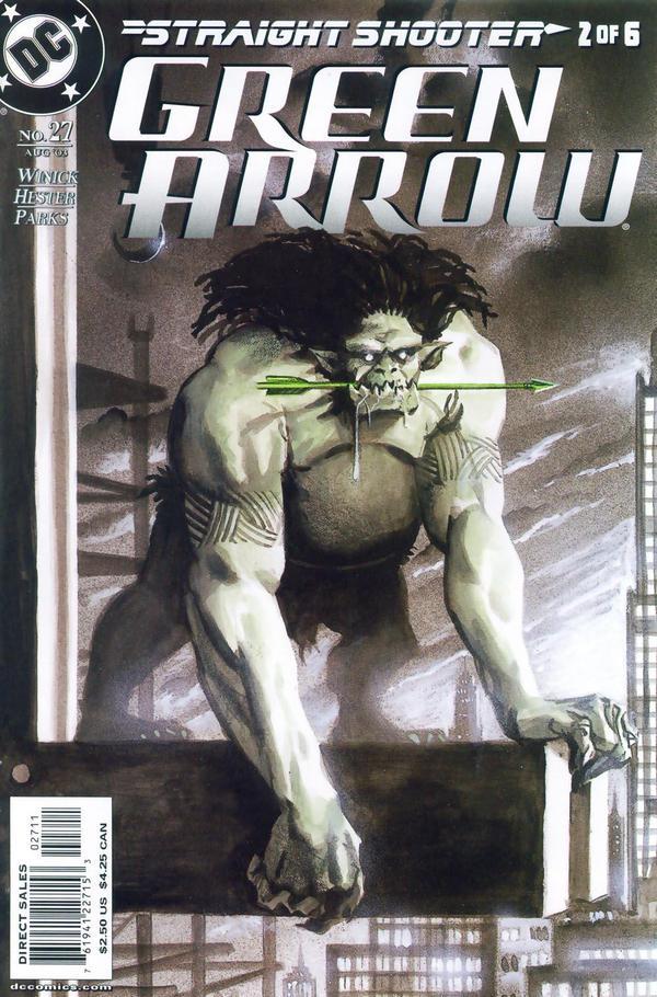 » Portadas Green Arrow « - Página 2 2710