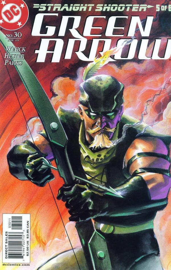 » Portadas Green Arrow « - Página 2 3010