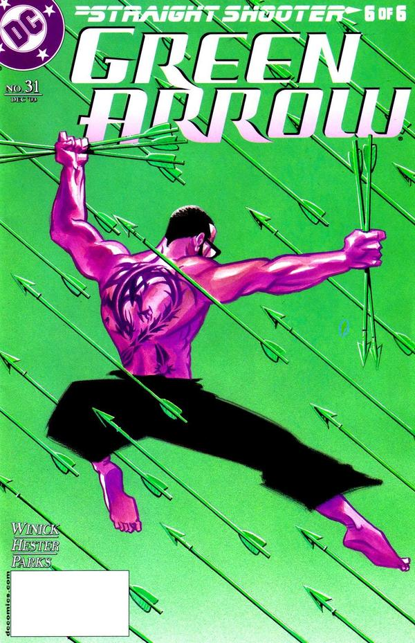 » Portadas Green Arrow « - Página 2 3110