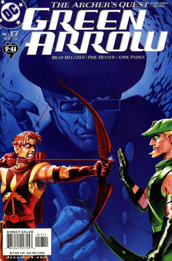 » Portadas Green Arrow « 49581210