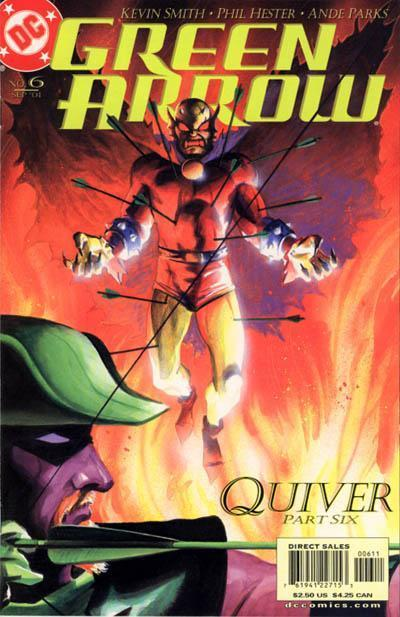 » Portadas Green Arrow « 51081-10