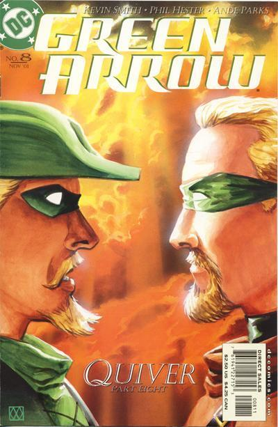 » Portadas Green Arrow « 51083-10