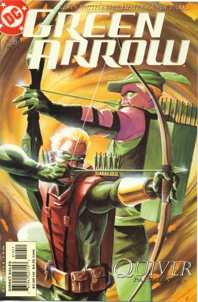 » Portadas Green Arrow « 51085-10