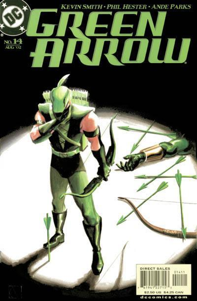 » Portadas Green Arrow « 72949-10