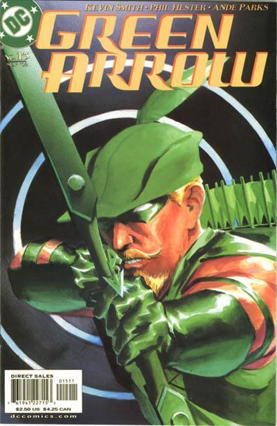 » Portadas Green Arrow « 73525-10