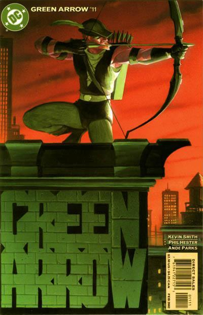 » Portadas Green Arrow « 73840-10