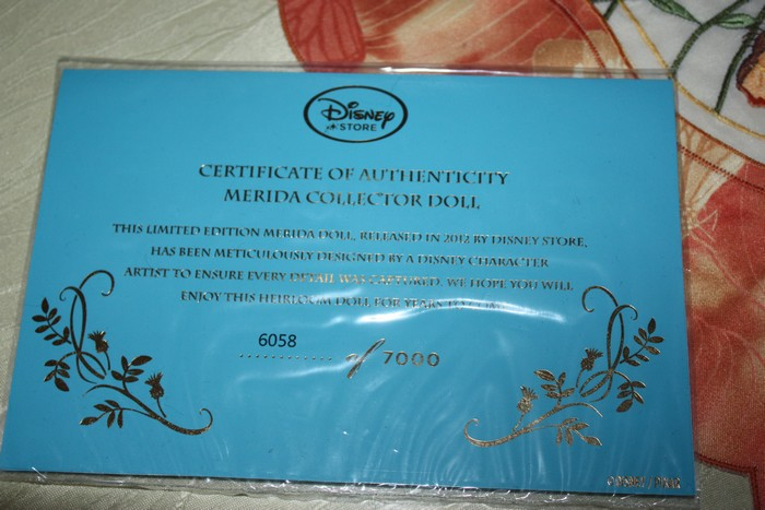 Disney Store Limited Edition (depuis 2009) - Page 40 Img_0616