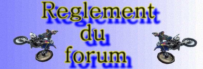 Reglement Du Forum