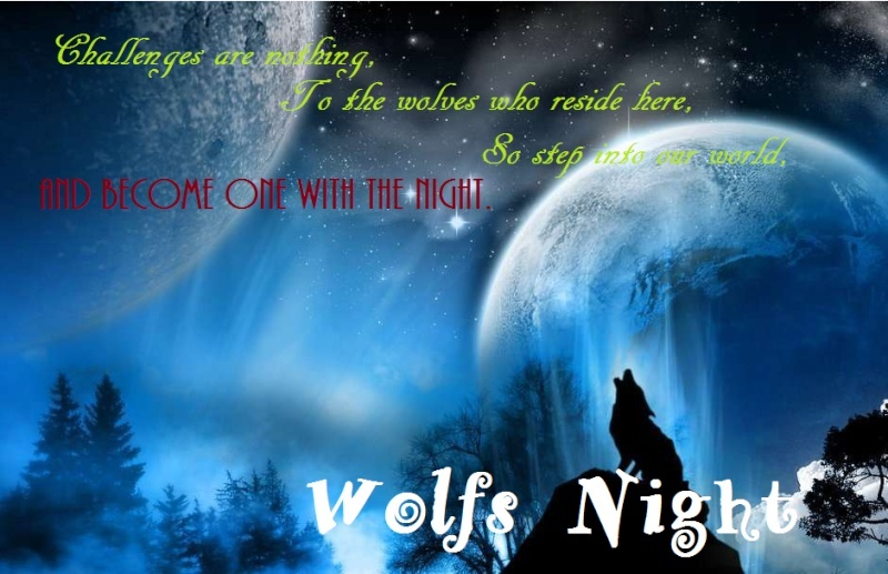 Wolfs Night Pack