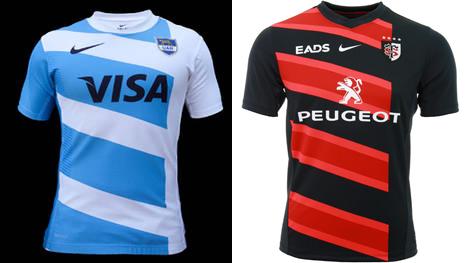Economía mostrar tienda  Nike unveils new official Pumas rugby shirt for TRC