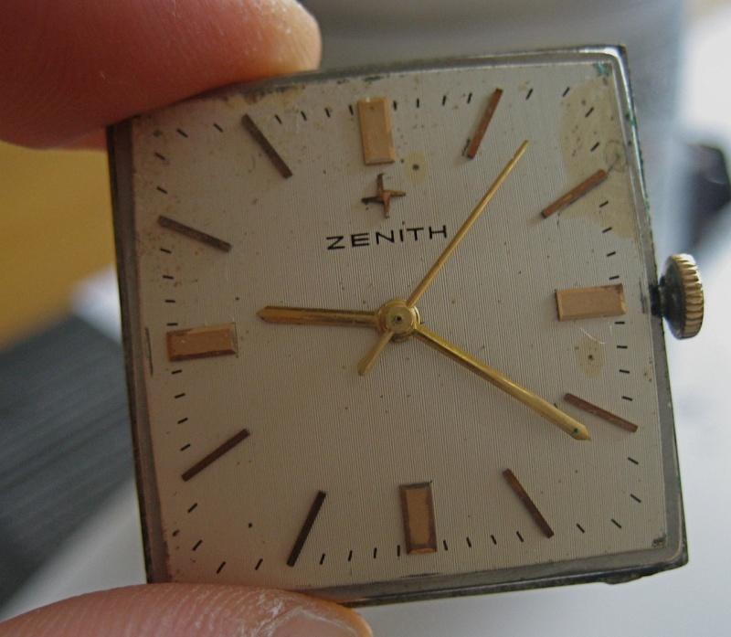 Grand nettoyage pour petite Zenith Cadran10